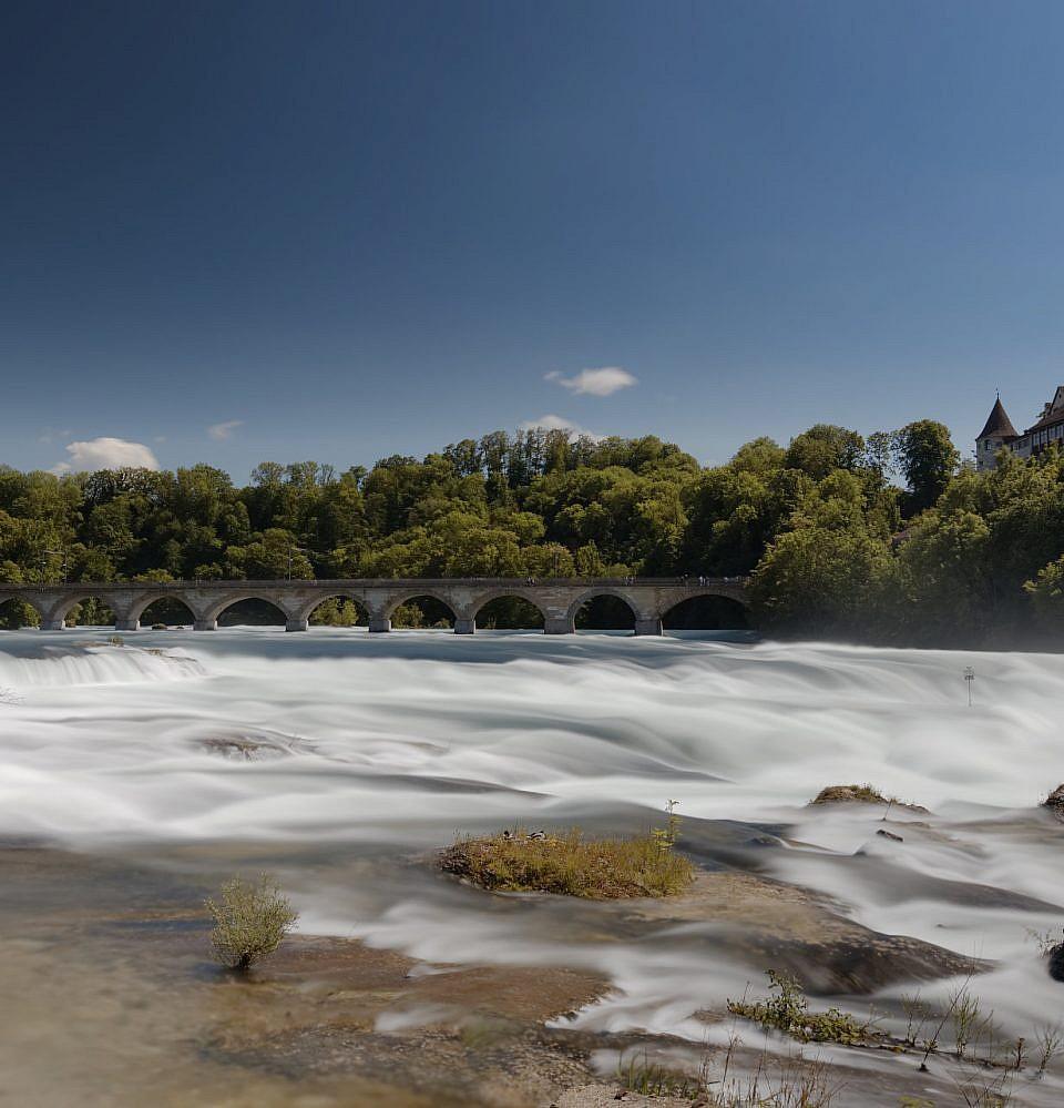 Neues Foto – Rheinfall