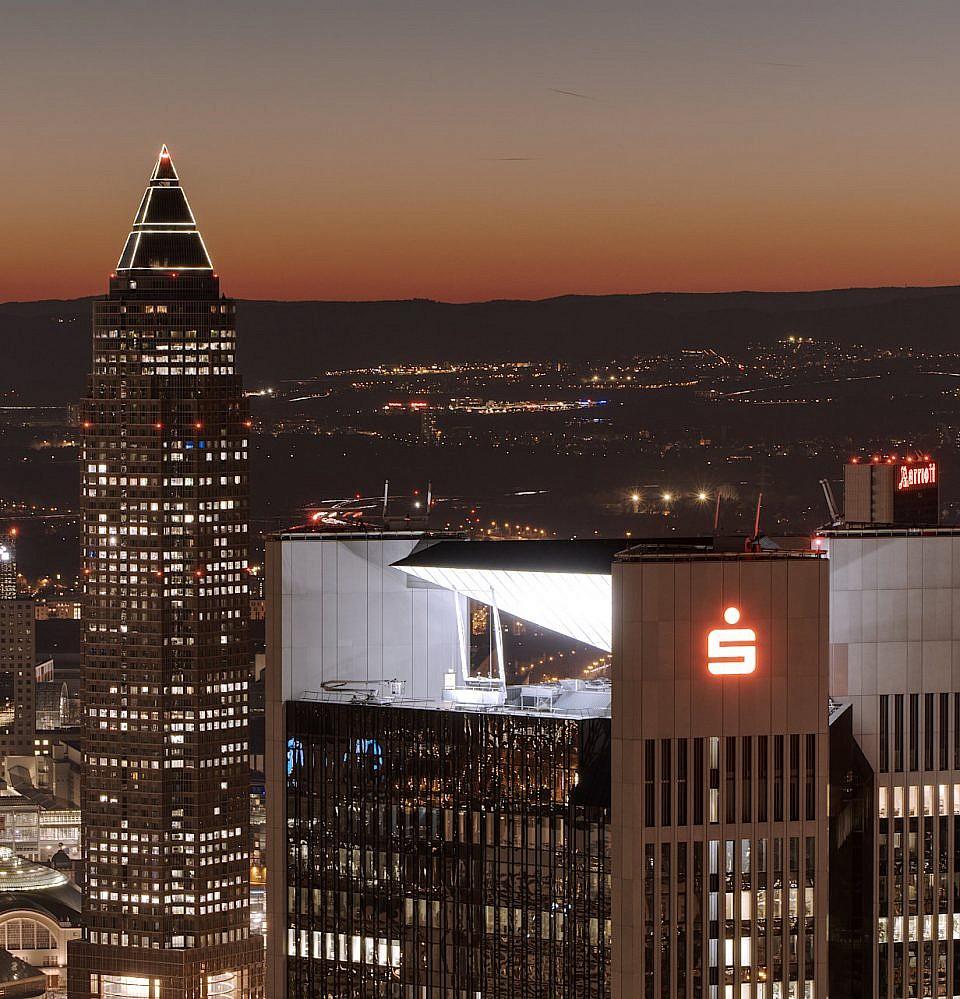 Neues Foto – Skyline Frankfurt Messeturm